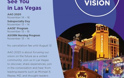 AAO 2020 Vision